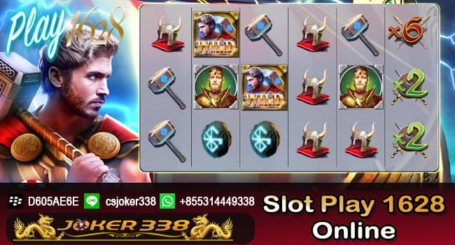 Judi Slot Play 1628